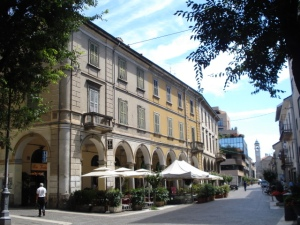 Saronno Corso Italia